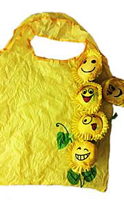 Eco-friendly Sunflower modello Shopping Bag (colore casuale)