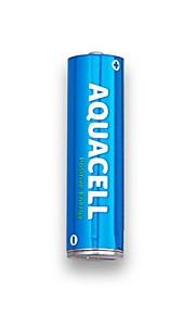 AquaCell Água ativado ECO-Bateria AA 1.5v Tamanho (2 pacotes)