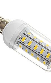7W E14 LED-kornpærer T 36 SMD 5730 650 lm Varm hvit AC 220-240 V