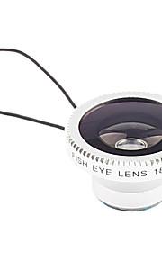 Lente Olho de Peixe para Celulares/Câmaras Digitais