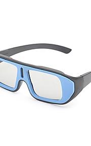 M&K Polarized Light Patterned Retarder Thicken Childern's 3D Glasses for 3D TV and Cinema