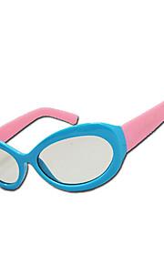 Le-Vision Polarized Light Patterned Retarder Children's 3D Glasses for Cinema and 3D TV