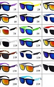 Mænds Fashion Mercury Reflekterende Solbriller (assorteret farve)