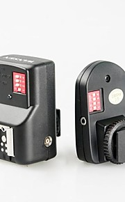 WanSen Universal 16 kanaler Radio trådløse fjernbetjening Speedlite flash udløser til Canon Nikon Pentax Olympus