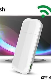 iPush D2 Multi-Media Receiver WiFi DLNA AirPlay exibição para IOS Android Smart TV Box Vara Media Player Mini PC HDMI TV Antenna