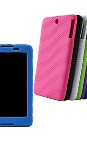 """cubierta de la caja de la piel del gel del caucho de silicona de alta calidad para Lenovo IdeaTab a7-50 / A3500 7 tablet """""""