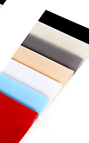 xy 0,7 * 1m høj massefylde fotografisk baggrund / tapet strømmer klud (assorterede farver)