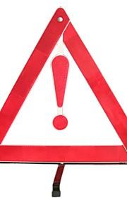 AirOne Emergency Car Hazard Warning Triangle (Red)