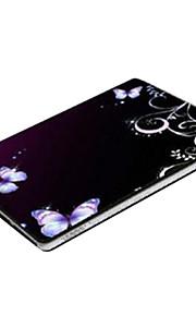 """vlinder patroon laptop beschermende huid sticker voor 14 """"laptop"""