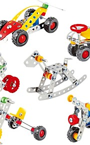 Magical Model DIY Intellectual Development Stainless Alloy Assembled Toy