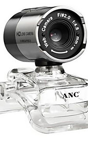 Aoni Langmo 12 Megapixel Webcam With Built-In Microphone