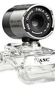 Aoni langmo 12-Megapixel-Webcam mit integriertem Mikrofon
