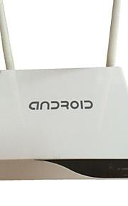 caixa smart tv anbolt ld-t6 dual core dupla usb rk3066 eu media (standard) jogador branco