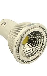 GU10 3 W 1 COB 270-300 LM Varm hvit/Kjølig hvit Dimbar Spotlys AC 220-240/AC 110-130 V