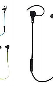 sportstyle stéréo écouteurs Bluetooth pour iPhone6 / 6plus / 5s / 4s / 5/5 HTC et les téléphones cellulaires Samsung S4 (couleurs assorties)