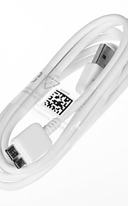 Mikro USB 2.0 Normal Kabel Til 100 cm PVC
