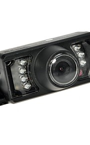 New Waterproof Car Rear View LED Camera E350 Color IR CMOS/CCD Reverse