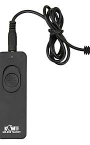 kiwi ur-232c com fio controle remoto para Canon RS-60E3 700d 70d 100d 600d 60d 650D, pentax k50 / k7