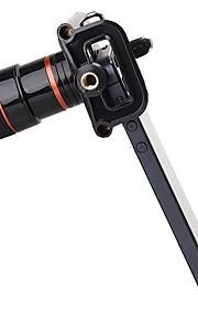 8x 18 mm Monocular BAK4 High Definition Multi-coated General use / Kids toys Normal / Zoom Binoculars Black