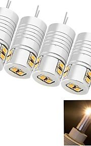 youoklight® de la g4 4w 8 * smd3020 170lm ampoules chaudes / froides blancs maïs (ac / DC12V)