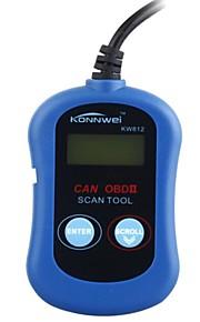 KONNWEI® KW812 OBD2 OBD II Auto Diagnostic Scanner Code Reader for Volkswagen VW Audi