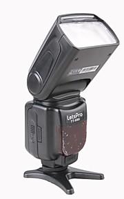 letspro tt-680 speedlight para Canon, Nikon