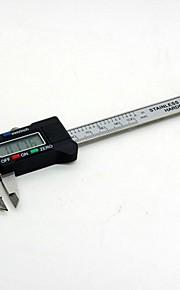 100mm Stainless Steel Digital Caliper (in/mm LCD)