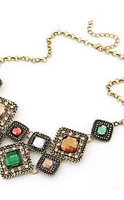 Luxus mode juvel halskæde