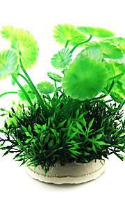 Guyun Simulation Plastic Waterweeds for Fish Tank Decoration Aquarium