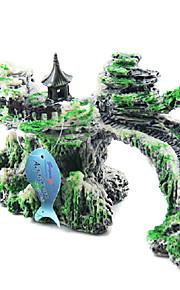 Silikone - Aquarium Dekoration - For fisk