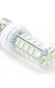 7W E26/E27 LED-kornpærer T 36 SMD 5730 650 lm Varm hvit / Kjølig hvit AC 220-240 V