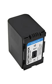 CGR-D28S - Li-ion - Batterij - voorfor Panasonic DZ-MV230E DZ-MV238E DZ-MV250 DZ-MV270 DZ-MV270A DZ-MV270E<br> PV-GS12, PV-GS13, AG-DVC30