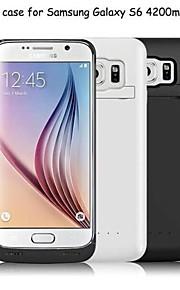 LCD Supporto incluso/Super sottile/Custodie batterie Samsung - Samsung Galaxy S6 edge