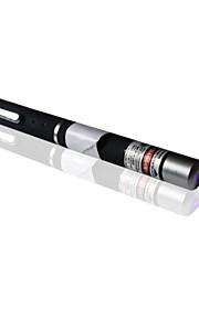 Kuglepen Formet - Lilla Laser Pointer - Aluminium Legering