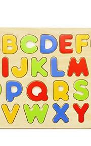 benho krydsfiner abc puslespil træ uddannelse barn legetøj