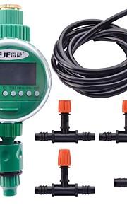 NEJE Electronic LCD Garden Water Timer Irrigation System Set
