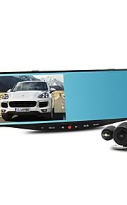 SIV M8 Novatek 96655chipset 5.0inch dual lens car camera recorder