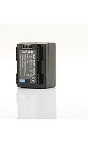 BP-718 - Li-ion - Batterij - voorfor Canon VIXIA HF M500 HF M50 HF R32 iVIS HF R31 iVIS HF R42 <br>LEGRIA HF M506 LEGRIA HF M52 LEGRIA HF M56 LEGRIA