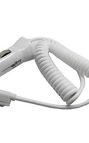 bianco adattatore di alimentazione caricabatteria per auto magnetica per Sony Xperia z2 z1 z ultra compatto