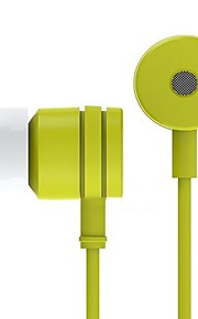 Elma Kulak İçinde - Kablolu - Kulaklıklar (Kulaklık, Kulak İçi) ( Sesle Kontrol )