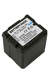 VW-VBG260 - Li-ion - Batterij - voorfor Panasonic TM15GK TM750 TMT750 TM600GK TM650 TM350GK TM700 <br> HDC-TM20 HDC-TM200 HDC-TM300