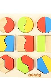 benho Brich træ krydsfiner form sorteringsanlæg board-ⅱ uddannelse barn legetøj