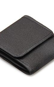 trompet 3 monteret filter pakke filter beskyttelse taske kan gemme p serien linser eller maksimalt 62mm rund linse