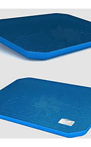 ultra-portable&Leichtgewicht super leise 14-Zoll-15,6-Zoll-Ständer Laptop Cooling Pad für Laptop-Notebook-Tablet