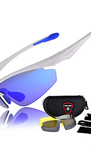 Sykling / Camping & Fjellvandring / Fitness, Løping & Yoga / Båtliv / Motorsykkel menn / kvinner / Unisex 's Polarisert / 100% UVA og UVB