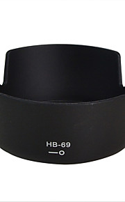 mengs®-69 hb pétala cobertura da lente forma para Nikon AF-S DX 18-55mm f / 3.5-5.6G VR II
