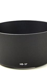 mengs® hb-37 baioneta cobertura da lente para Nikon AF-S DX 55-200mm VR f / 4-5.6g se-ed