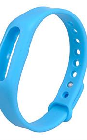 substituição silicone Xiaomi colorido miband pulseira pulseira para Xiaomi relógio inteligente
