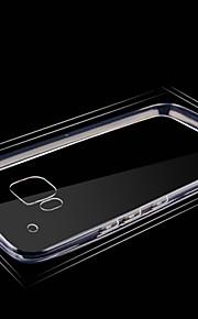 HTC 하나 M9을위한 0.3mm의 매우 얇은 스타일의 부드러운 유연한 TPU 커버 (모듬 색상)