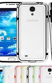 grande d respingente modo trasparente per Samsung Galaxy S4 mini i9190 (colori assortiti)